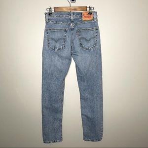 Levi's 511 Slim Fit Jeans Size 30x32